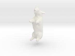 rhinoceros in White Strong & Flexible