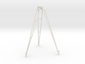 Wild GST30 1/12th scale instrument legs in White Strong & Flexible