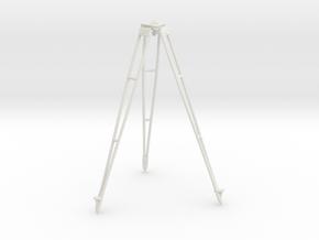 Wild GST30 1/12th scale instrument legs in White Natural Versatile Plastic
