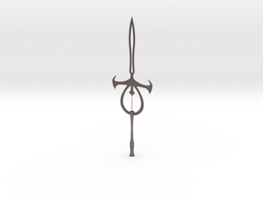 Ankh Letter Opener in Stainless Steel
