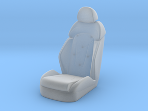 1 16 Luxury Bucket Seat in Smooth Fine Detail Plastic