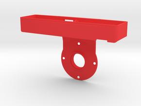Baza Ap in Red Processed Versatile Plastic