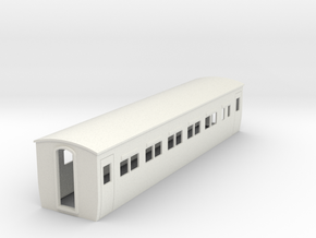 009 colonial modern 1st coach in White Natural Versatile Plastic