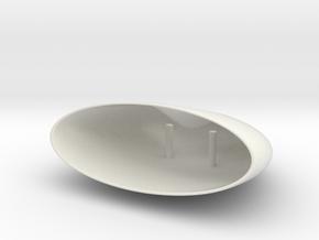 lea studio iphone 5 speaker in White Natural Versatile Plastic