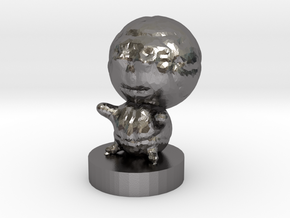 Sculptris Pilot in Polished Nickel Steel