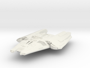 Stinger Class FastDestroyer in White Strong & Flexible