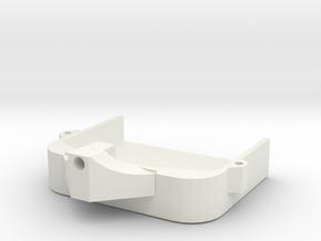Abajo Gimbal AEE S70  in White Natural Versatile Plastic