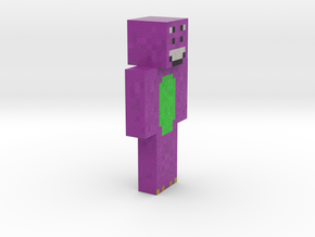 7cm | EnderCreeperHert in Full Color Sandstone