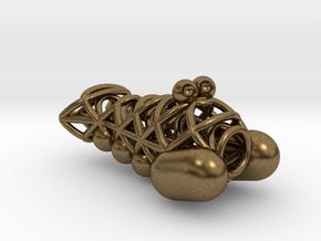 Shrimpy 2.0 in Natural Bronze