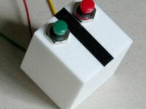 GBS-Signalbaustein in White Processed Versatile Plastic