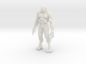 Crab man in White Strong & Flexible