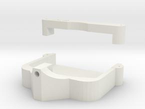Rev1. S70 Gimbal in White Natural Versatile Plastic