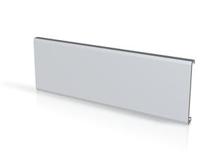 Slide Holder in White Natural Versatile Plastic