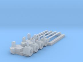 Freelance model loco E13 - upgrade Kit in Smooth Fine Detail Plastic