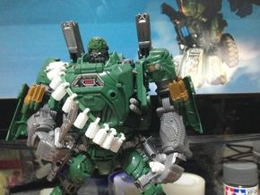 TF4: AOE Crosshairs Toys Kit in White Strong & Flexible Polished
