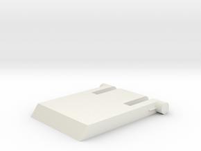 Logitech K270 Keyboard Leg V2 in White Strong & Flexible