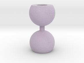 Ikebana Vase-10 in Full Color Sandstone
