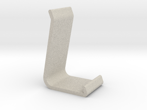 Tablet / Smartphone Stand in Natural Sandstone