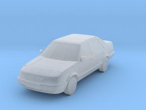 1:87 FAW-VW jetta king MK2 CiX in Smooth Fine Detail Plastic