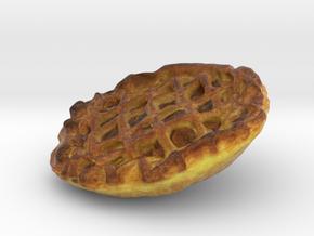The Apple Pie in Full Color Sandstone