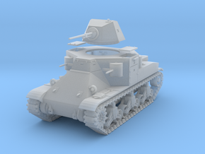PV36B M2 Medium Tank (1/100) in Frosted Ultra Detail