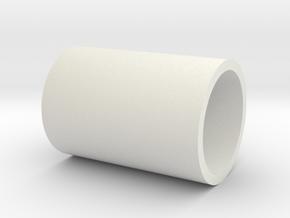 1pktptsrlscn2pkdr9fj5otpp3 47122484.stl in White Strong & Flexible