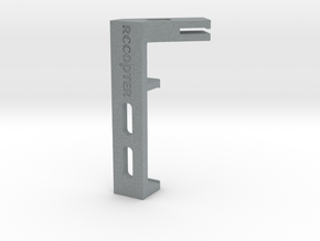 Zenmuse H3-3D Holder Clip in Polished Metallic Plastic
