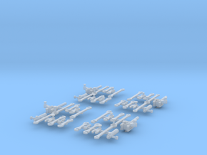 G42 ConnectingRods(S/1:64 Scale) in Smooth Fine Detail Plastic