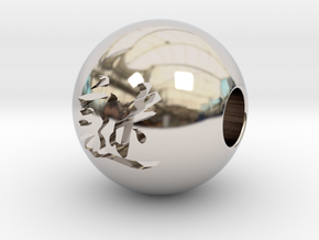 16mm Nazo(Mystery) Sphere in Platinum