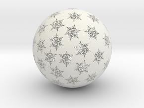 Snowflex in White Natural Versatile Plastic