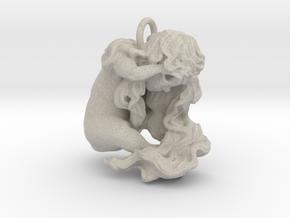 Little Venus in Natural Sandstone