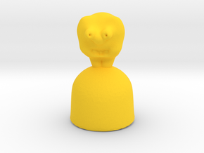 Domo  in Yellow Strong & Flexible Polished