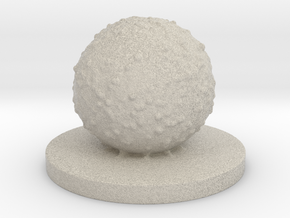 Cell in Natural Sandstone