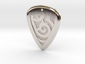 Windpick (1.75mm thick) in Platinum
