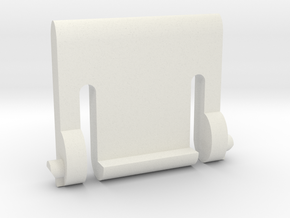 Razer Marauder keyboard leg in White Natural Versatile Plastic