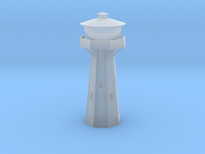 Z Scale European Water Tower in Frosted Ultra Detail