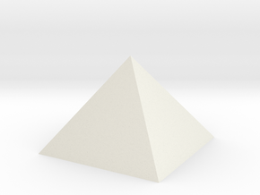 Pyramid 74mm Hollow 0p975 Square Johnson 74mm Holl in White Natural Versatile Plastic