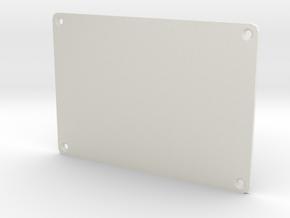 Casing cover for Visaton LoudSpeaker model SC5.9 in White Strong & Flexible