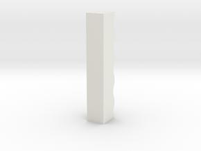 Kcmp6rm1lcieh5ece3nhdkn6q1 48428315.stl in White Natural Versatile Plastic