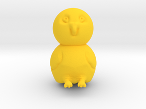 Tweety in Yellow Strong & Flexible Polished