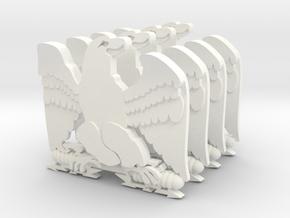 AIGLE NAPOLEON X4 in White Processed Versatile Plastic