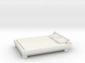 Bedkc in White Natural Versatile Plastic