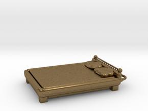 Bedkc in Natural Bronze
