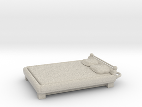 Bedkc in Natural Sandstone
