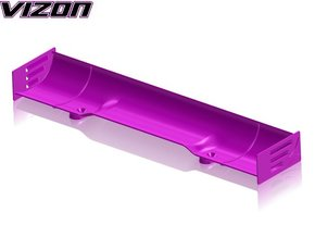 Vizon High Velocity 190mm TC Wing - UPDATED in White Natural Versatile Plastic