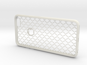 IPhone6 Plus D2 in White Strong & Flexible