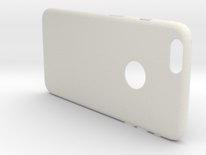 IPhone6 Plus 1 in White Natural Versatile Plastic