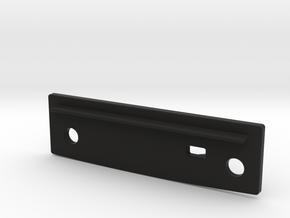 AirBeam Baffle in Black Natural Versatile Plastic