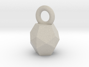 Charm Small in Sandstone