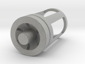 Blade Plug - Graflex in Metallic Plastic